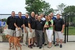 Canine Commons Grand Opening 2014