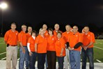 John Hersey High School New Turf Dedication
