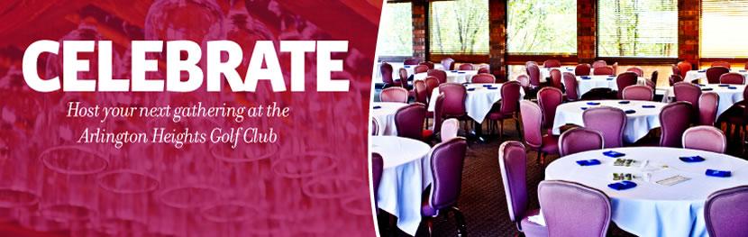 Arlington Lakes Golf Club Banquets