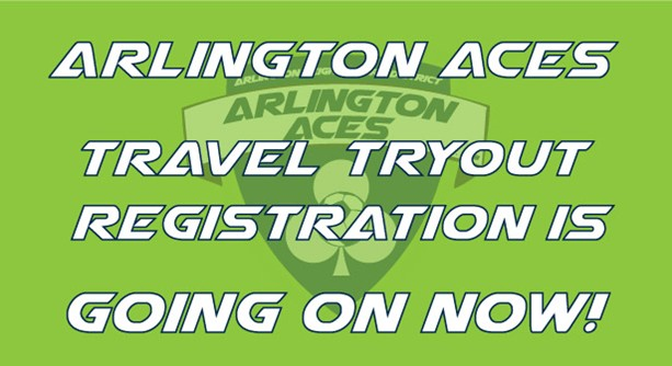 Travel Soccer Tryout Registration is going on NOW!