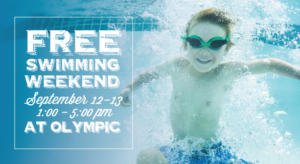 Free Swim Weekend