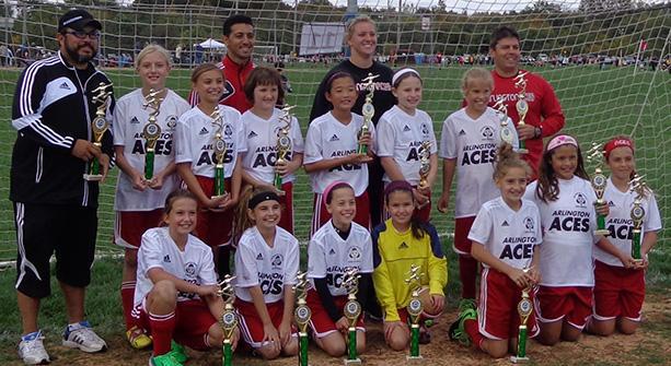 Arlington Aces Soccer Photo