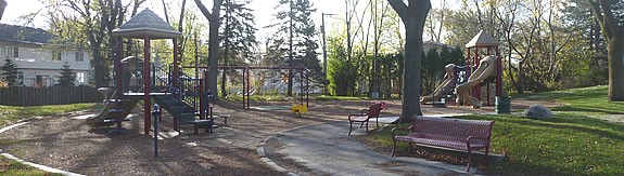Virginia Terrace Playground - After