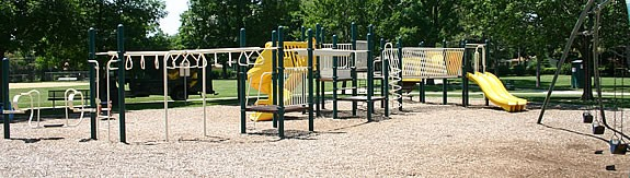 Volz Playground - Before