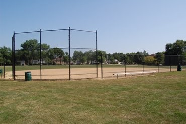 Frontier Park Ball Diamond