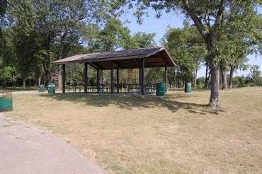 Frontier Park Picnic Pavilion