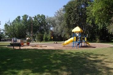 Frontier Park Playground