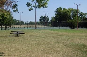 Frontier Park Tennis Courts
