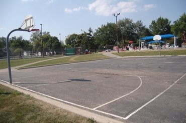 Recreation Park Basketball Courts