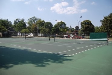 Recreation Park Tennis Courts