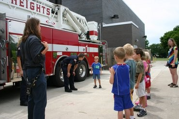 Fire Department Safety Town
