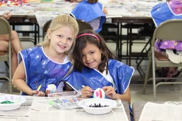 Arts Alive Camp