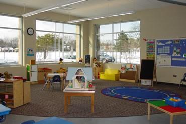 Pioneer Preschool Room