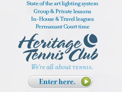 Heritage Tennis Club - Enter Here