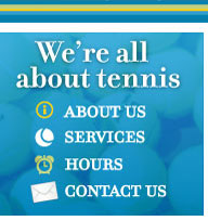 About Heritage Tennis Club