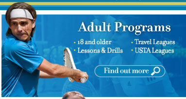 Adult Tennis at Heritage Tennis Club