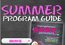 Browse through the Summer Program Guide