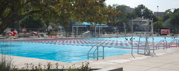 Recreation Park Pool