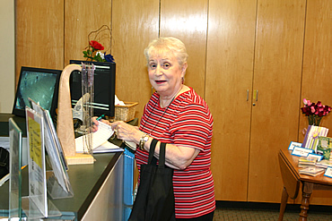 Senior Center Customer