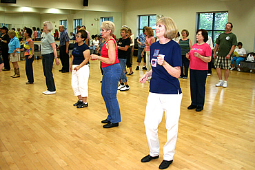 Dance Programs at the Senior Center