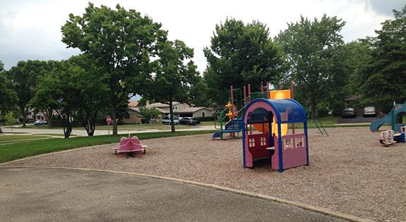 Raven Park Before - 2