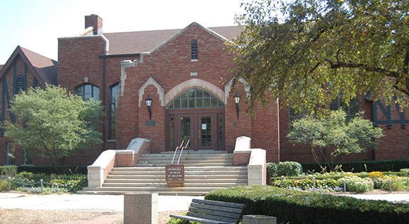 Recreation Park Community Center