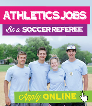 Be a Soccer Referee