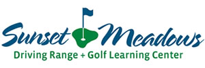 Sunset Meadows Driving Range and Learning Center Logo