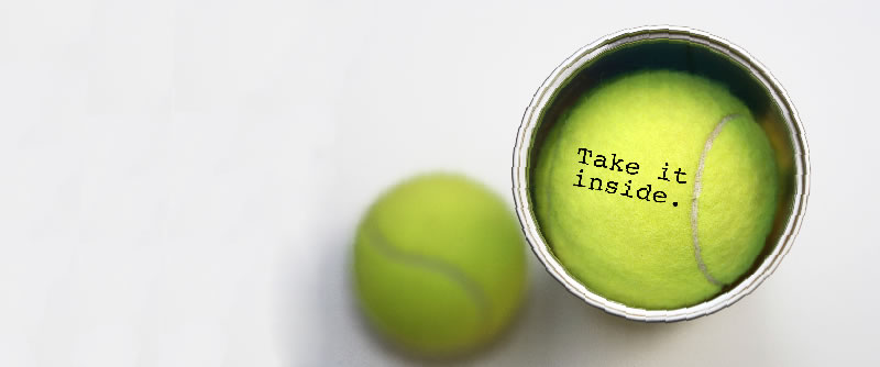 Take Tennis Inside