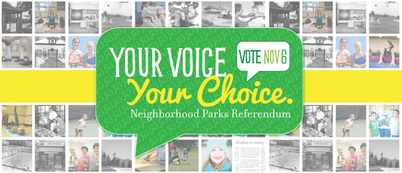 Your Voice Your Choice - Vote November 6