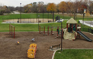 Park with a Playground