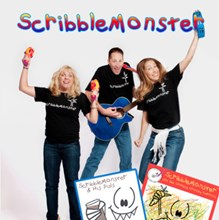ScribbleMonster