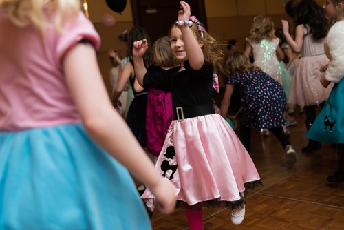 daddy daughter dance 2018 general photo galleries arlington