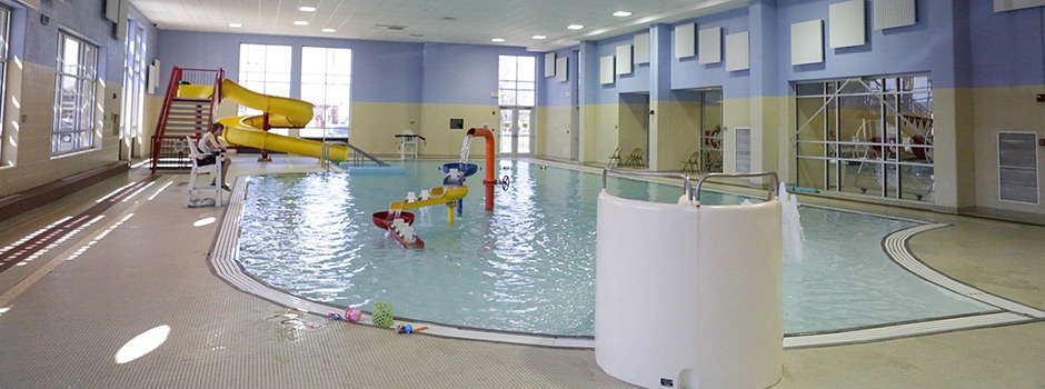 Family Activity Pool