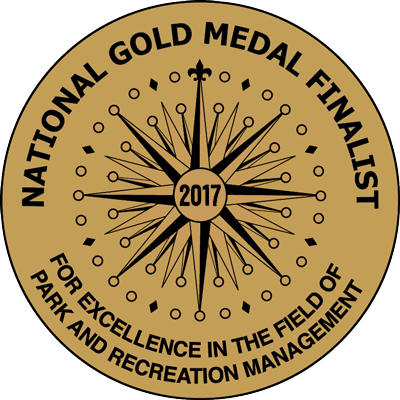 2017 Gold Medal Finalist badge