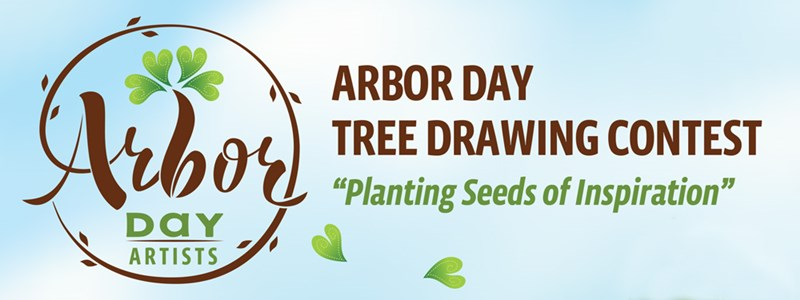 ArborDay_ColoringContestFlyerheader